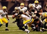 39x16 - Green Bay Packers at New Orleans Saints