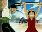 01x03 - Morgan VS Luffy! Who`s This Beautiful Young Girl?