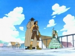 04x03 - Usopp vs Daddy the Father. Showdown at High Noon!