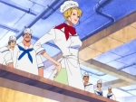 10x02 - Sanji the Chef! Demonstrating True Pride at the Marine Mess Hall!