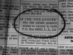 01x15 - The Case of the Fan-Dancer's Horse