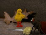 36x25 - Adventures of Little Big Bird (Part 1)