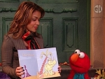 38x18 - Elmo Wishes for a Pet Dinosaur