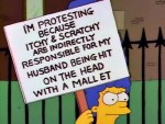 02x09 - Itchy & Scratchy & Marge
