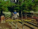 01x05 - Where There's Smoke