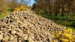 15x11 - Hamsterley, County Durham - Five Thousand Tons of Stone