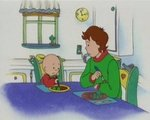 01x03 - Caillou Hates Vegetables