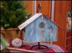 18x03 - Glass Garden Birdhouse, Chalk Talk: Greeting Cards, Sand-Carved Petroglyphs