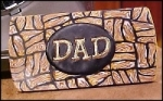 18x63 - Mini Address Book, Tool Time Clock, Shoebox: Gifts for Dad