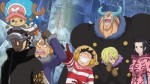 16x16 - Formation! The Pirate Alliance Luffy-Law!