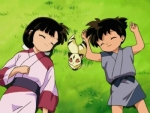 07x04 - Kohaku, Sango and Kirara: The Secret Flower Garden