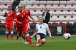49x11 - England v Wales - Women's World Cup Qualifier
