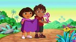 08x09 - Dora And Diego In The Time of Dinosaurs