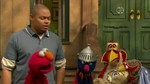 41x37 - Elmo Steps in for Super Grover (repeat of 4176)
