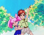 03x15 - Seeking Friends! Chibi-Moon's Actions
