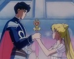 03x02 - The Rod of Love is Born! Usagi's New Transformation