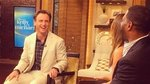 32x214 - Tony Goldwyn, Ben Falcone, guest co-host Chrissy Teigen
