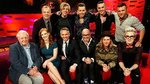 16x15 - Sir David Attenborough, Harry Hill, Gary Lineker and Jessica Chastain