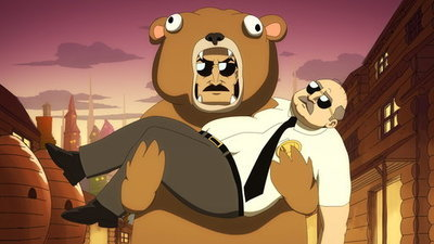 Axe Cop - 02x10 Baboons Rising Screenshot