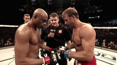 UFC Unleashed - 08x12 Anderson Silva vs. Stephan Bonnar Screenshot