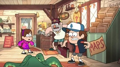 gravity falls s02e13 dungeons dungeons more dungeons