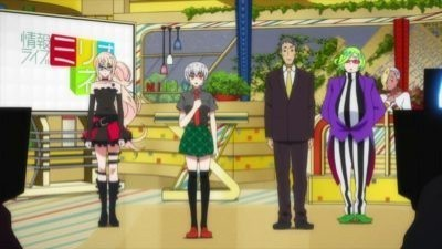 Gatchaman Crowds - 02x12 Insight Screenshot
