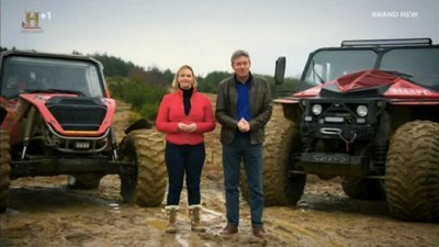 Fifth Gear (UK) - 26x06 Season 26, Episode 6 Screenshot