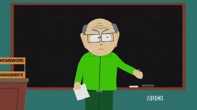 South Park - 19x02 Where My Country Gone?