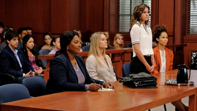 The Fosters - 03x10 Lucky