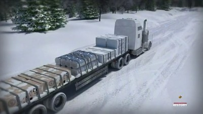 Ice Road Truckers - 09x10 Icy Alliance Screenshot