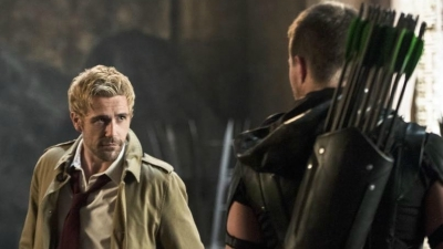Arrow - 04x05 Haunted