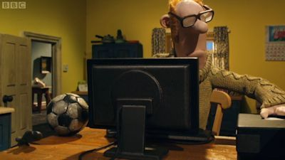 Shaun The Sheep - 03x09 Mission Inboxible