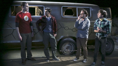 The Big Bang Theory - 09x03 The Bachelor Party Corrosion