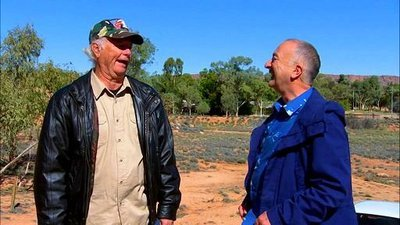 Tony Robinson's Time Walks (AU) - 02x10 Alice Springs Screenshot