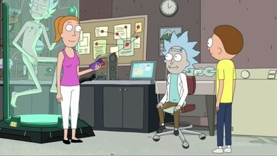 Rick and Morty - 02x07 Big Trouble In Little Sanchez