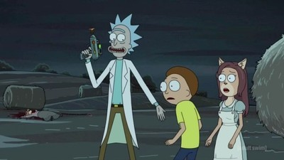 Rick and Morty - 02x09 Look Who's Purging Now