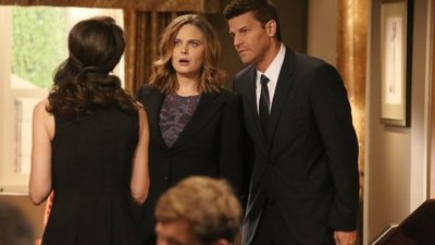 Bones - 11x03 The Donor in the Drink