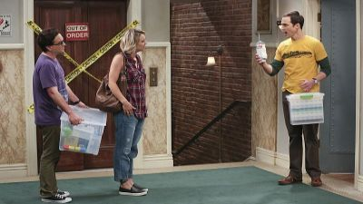 The Big Bang Theory - 09x04 The 2003 Approximation