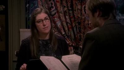 The Big Bang Theory - 09x08 The Mystery Date Observation