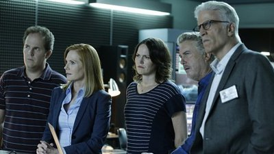 CSI: Crime Scene Investigation - 16x02 Immortality:  Part 2 Screenshot