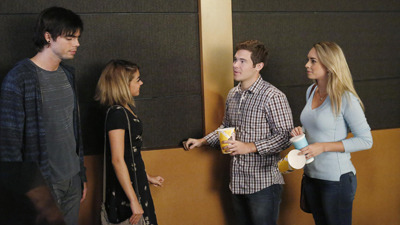 Modern Family - 07x06 The More You Ignore Me