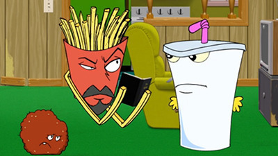 Aqua Teen Hunger Force - 11x09 The Greatest Story Ever Told Screenshot