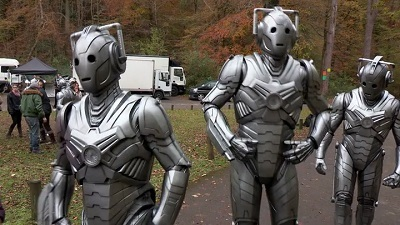 Doctor Who Confidential (UK) - 07x13 Behind the Scenes of Nightmare in Silver