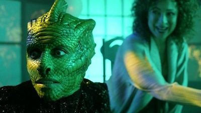 Doctor Who Confidential (UK) - 07x14 Behind the Scenes of The Name of the Doctor Screenshot