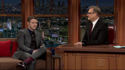 The Late Late Show with Craig Ferguson - 11x118 Ben McKenzie, Lennon Parham, Ed Alonso, guest host Drew Carey Screenshot