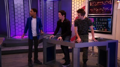 Lab Rats - 03x11 Which Father Knows Best?