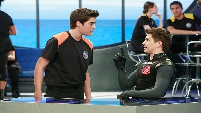 Lab Rats - 03x26 Unauthorized Mission