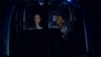 Lab Rats - 01x10 Can I Borrow the Helicopter?