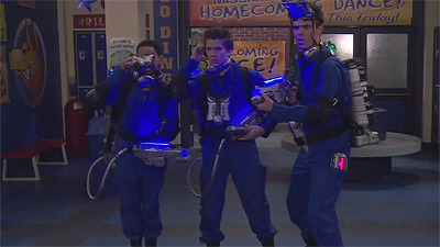 Lab Rats - 02x20 The Haunting of Mission Creek High