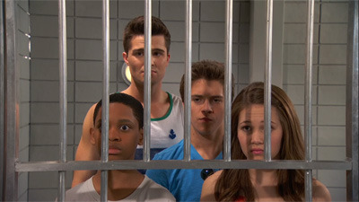 Lab Rats - 01x15 Dude, Where's My Lab?